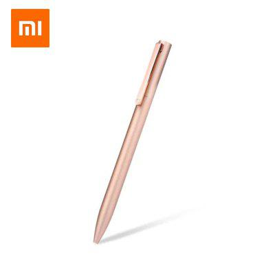 Original Xiaomi 0.5mm Sign Pen Gloden