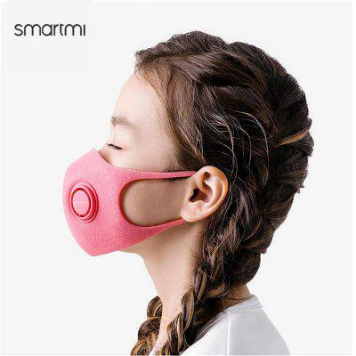 SmartMi Haze-Proof Mask Powerful Filtration PM2.5 Blocking Multiple Allergens Skin-friend