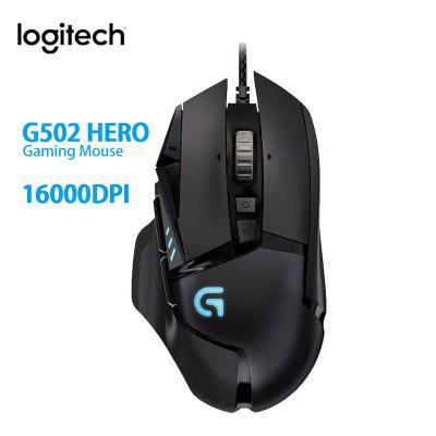 Logitech G502 HERO RGB High Performance Gaming Mouse from xiaomi youpin