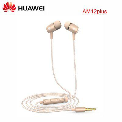 Original Huawei AM12 Plus Wired Earphones Multi-Colors Headset with Spearker Controller Xiaomi