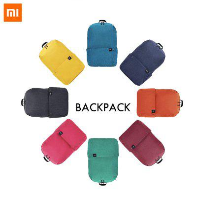 Original Xiaomi Backpack Bag Colorful Leisure Sports Chest Pack Bags For Mens Women Travel Camping