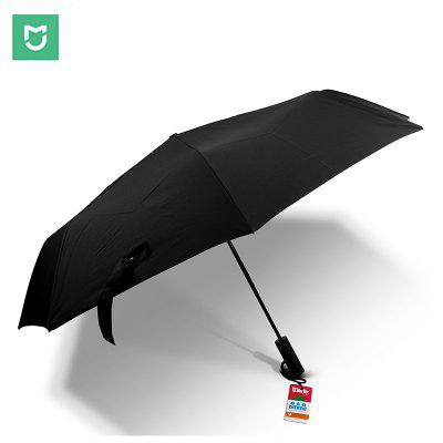 Xiaomi Mijia umbrella Automatic Sunny Rainy Aluminum Windproof Waterproof UV Man woman зонт xiaomi mijia automatic umbrella zds01xm