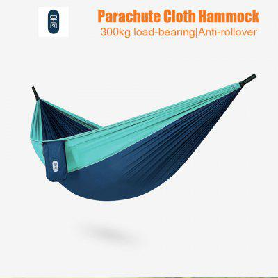 Zaofeng Hammock Parachute Cloth load-bearing Anti-rollover Outdoor Swing Bed from xiaomi youpin