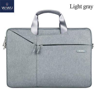 WiWU Laptop Bag 17.3 16 15.6 15.4 14.1 13.3 Waterproof Laptop Bag for MacBook Air 13 Case Notebook