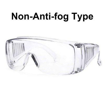 Medical Protective Glasses Scratch-proof Splash-proof Medical Goggles Anti-fog Anti-Virus Glasses