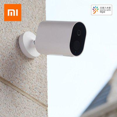 Xiaomi Mijia Smart IP Camera With Battery Gateway 1080P AI Outdoor Wireless Smart Camera