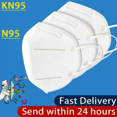 KN95 Disposable Masks  N95 Face Mask Anti-Dust Safety Protective