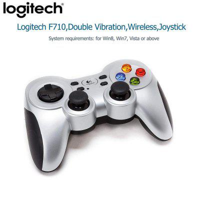 Logitech F710 Gamepad Double Vibration Motor Restores Game Handle Controller from Xiaomi Youpin