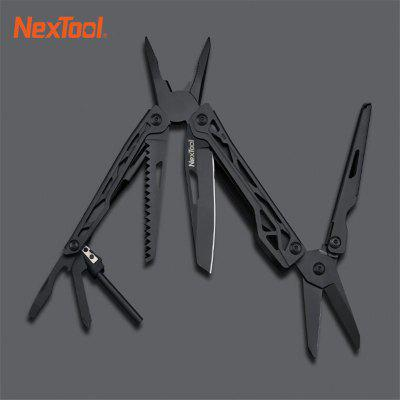 NEXTOOL multi Folding Knife Bottle Opener Screwdriver Stainless Steel Outdoor from Xiaomi youpin