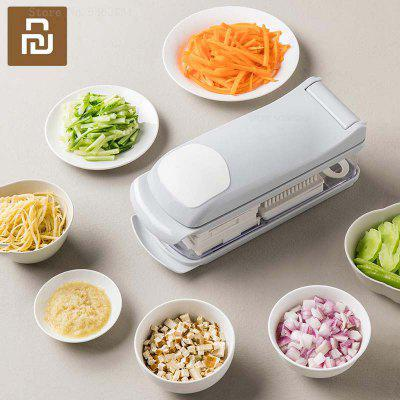 Jordan Judy Manual Vegetable Cutter Slicer Fruit Melon Peeler Chopper Kitchen from Xiaomi youpin
