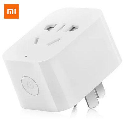 Xiaomi Mijia Smart WiFi Socket Plug Wireless Remote Socket Adapter ZigBee Version