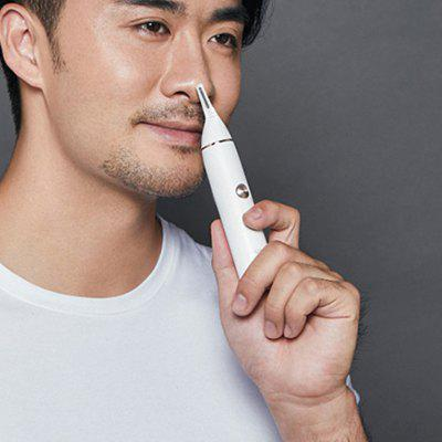 Soocas N1 Nose Hair Trimmer Eyebrow Ear Shaver Clipper Waterproof _Xiaomi Ecosystem Product
