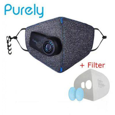 Purely Anti-Pollution Air Face Mask with PM2.5 Filter from Xiaomi youpin