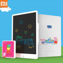 Origianl Xiaomi Mijia LCD Writing Blackboard with Magnet Pen Eyes Safety Protection Color Drawing Writing Tablet for Kids Babys