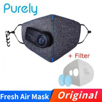 Purely Anti-Pollution Air Face Mask with PM2.5 Filter Non Medical