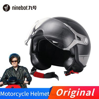 Ninebot Electric Bicycle Helmet Motorcycle Helmets Open Face Visors Men Women Summer Scooter Motorbike Moto Bike  from Xiaomi youpin