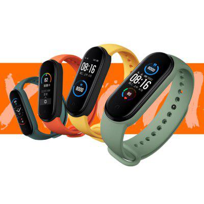 Фото - Original Xiaomi Mi Band 5 In Stock Sports Model Smart Wristband free shipping 5pcs fs8205a 8205a in stock