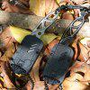 Sanrenmu 4101 EDC Stainless Steel Neck Knife Super Light Fixed Sharp Knife Outdoor Gear With Sheath