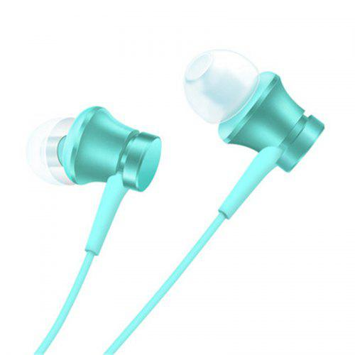 Xiaomi Mi Piston In-Ear Earphone 3.5mm mic 1.4m Music Stereo For Smartphone