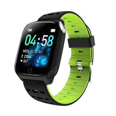 Blood Pressure Heart Rate Monitor  Fitness Bracelet Sleep Monitoring Smart Watch