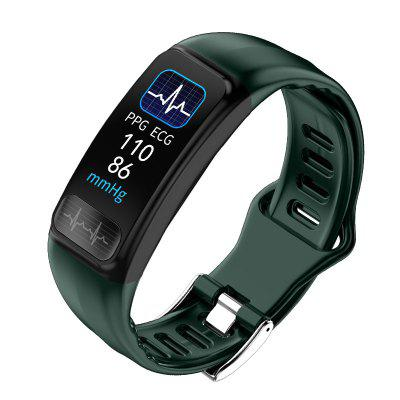 ECG PPG Smart Watch Sports Bluetooth Wristband Heart Rate Monitoring Smart Bracelet