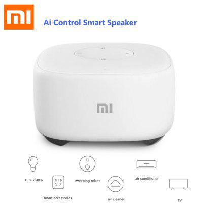 Xiaomi Mi Ai Speaker Artificial Intelligent Mini Speaker Voice Control Smart Radio Player