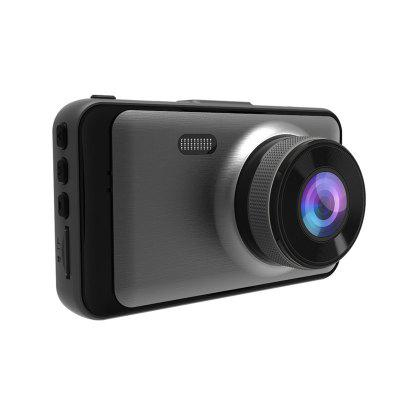 Dash Cam Camera 1080FHD Driving Recorder G-sensor 3 Inch Display F2.0 30 FPS Built-in speaker