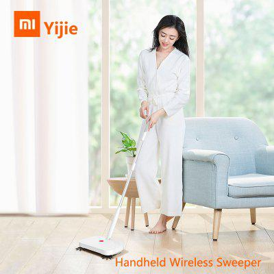 Original Yijie Wireless Handheld Sweeper Double brush Intelligent Sweeping from Xiaomi youpin