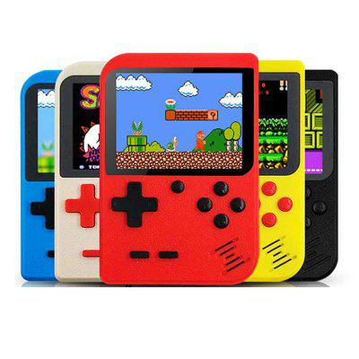 Mini Handheld Game Player Retro Game Console Player 400 In 1 Games 8 Bit 3.0 Inch Box TV Gift Kids