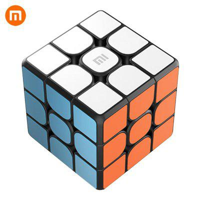 Original XIAOMI Bluetooth Magic Cube Smart Gateway 3x3x3 Square Puzzle Science Education Toy Gift