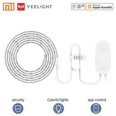 Original Xiaomi Yeelight Smart LED Colorful 16 Million Color With APP Voice Control 2m Lightstrip