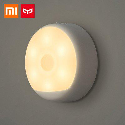 Original Xiaomi Mijia Yeelight Remote controller USB Rechargeable LED Corridor night light