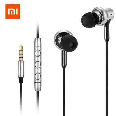 Original Xiaomi Mi In-Ear Hybrid Pro HD Earphone With Mic Noise Cancelling Mi Headset