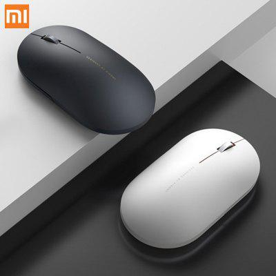 Original XIAOMI Wireless Mouse 2 2.4GHz 1000DPI Portable for PC Computer Tablet Laptops