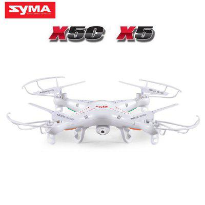 Original SYMA X5C RC Drone 6-Axis Remote Control Helicopter Quadcopter With 2MP HD Camera