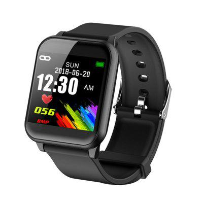 Z02 Smart Watch Color Screen Sport Pedometer Heart Rate Monitor Push Msg Fitness Tracker Wristband