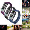 Smart Watch Monitor ECG Blood Pressure Heart Rate Watches Fitness Activity Tracker Bracelet