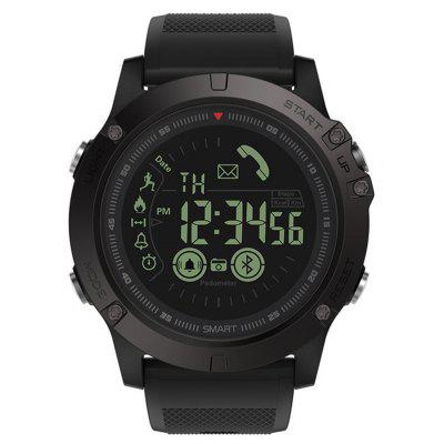 HR IPS Color Display Sports Heart Rate Monitor IP67 Waterproof Smart Watch Men For IOS Android Image