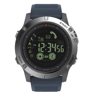 HR IPS Color Display Sports Heart Rate Monitor IP67 Waterproof Smart Watch Men For IOS Android