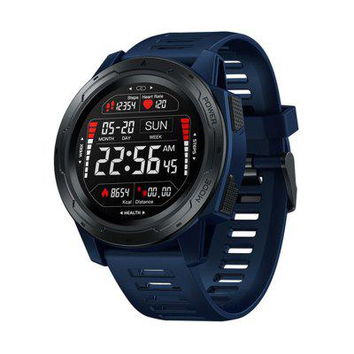 Smartwatch tracker fitness con display a colori a lunga durata della batteria IP67 impermeabile a frequenza cardiaca