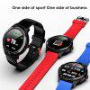 Smart Watch ECG Heart Rate Calls Reminder Full Touch IP68 Waterproof Watch Men For Android IOS