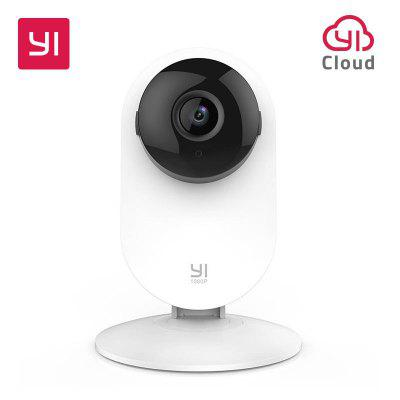 1080p Home Camera Indoor IP Security System with Night Vision for HomeOfficeBabyNannyPet Monitor