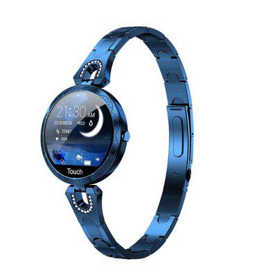 women blood pressure waterproof health wristband fitness tracker watch smart health bracelet Image