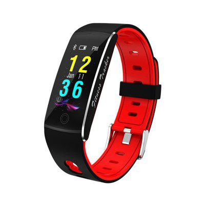 Heart Rate Blood Pressure Oximeter Sleep Monitor Sleep Monitor Anti-lost Smart Watch