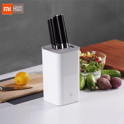 Xiaomi Mijia Huohou Kitchen Knife Holder Multifunctional Storage Rack Tool Holder Knife Block Stand