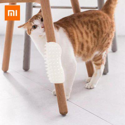 Xiaomi mijia Pet Antipruritic Comb Silicone Pet Brush For Removing Floating Fur And Easy To Clean