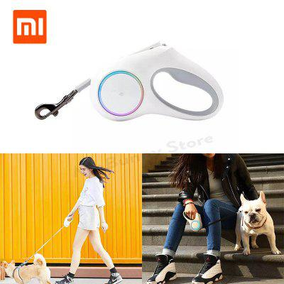 Xiaomi PETKIT Retractable Pet Leash Dog Traction Rope Flexible Ring Shape 2.6m