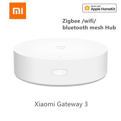 Xiaomi Mijia Multimode Smart Home Gateway ZigBee WIFI Bluetooth Mesh Hub Funziona con Mijia APP Homekit