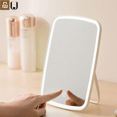 Jordan Judy LED Makeup Mirror Intelligent Portable Desktop Led Light Mirror From Xiaomi Youpin