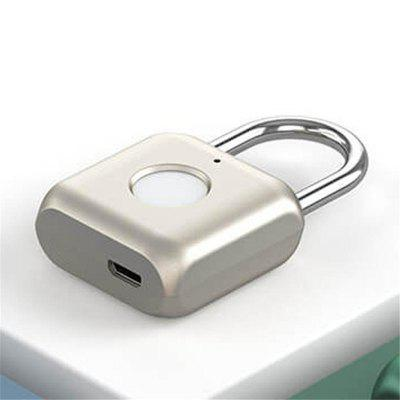 Smart Fingerprint Padlock Kitty USB étanche électronique Fingerprint Lock Home de Xiaomi Youpin